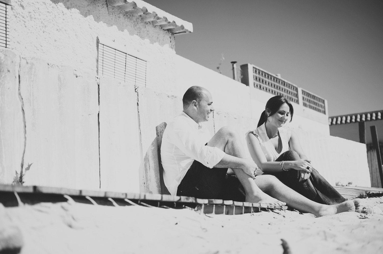 Fotos antes de la Boda en Algeciras