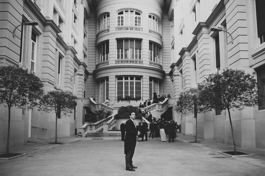 Boda en Hotel Palace Madrid