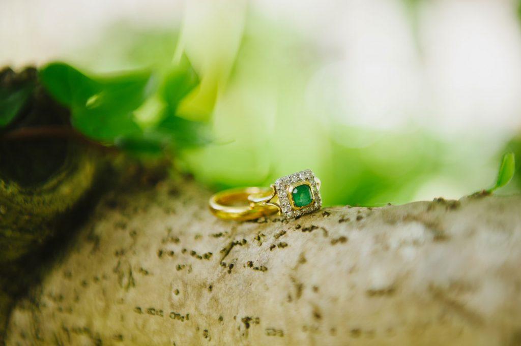 boda en gibraltar jardín botánico