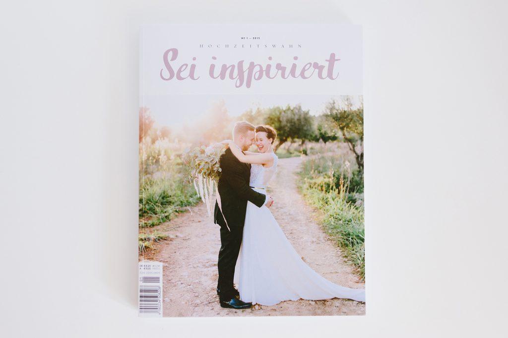 reportaje de boda en la revista hochzeitswahn