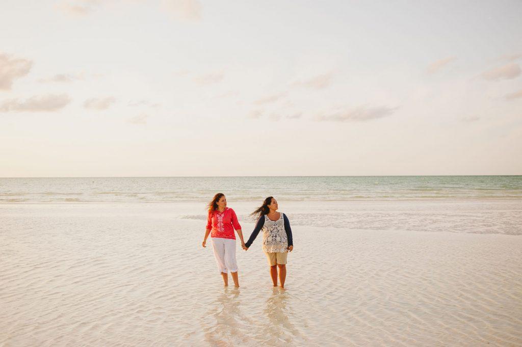 Preboda en Holbox y Playa del Carmen México