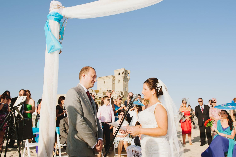 boda tarifa playa